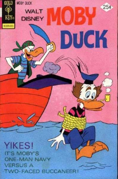 Moby Duck #21 Comic Books - Covers, Scans, Photos  in Moby Duck Comic Books - Covers, Scans, Gallery