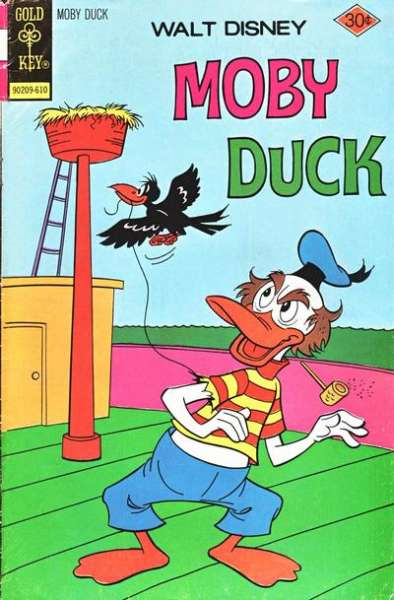Moby Duck #24 Comic Books - Covers, Scans, Photos  in Moby Duck Comic Books - Covers, Scans, Gallery