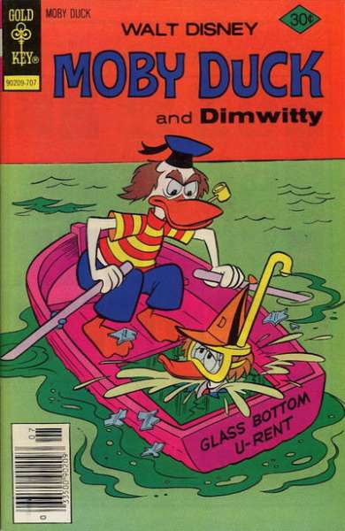 Moby Duck #27 Comic Books - Covers, Scans, Photos  in Moby Duck Comic Books - Covers, Scans, Gallery