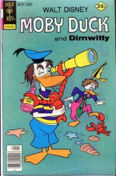 Moby Duck #29 Comic Books - Covers, Scans, Photos  in Moby Duck Comic Books - Covers, Scans, Gallery