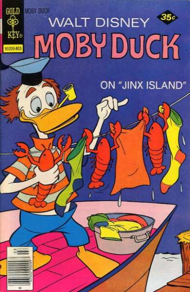Moby Duck #30 comic books for sale