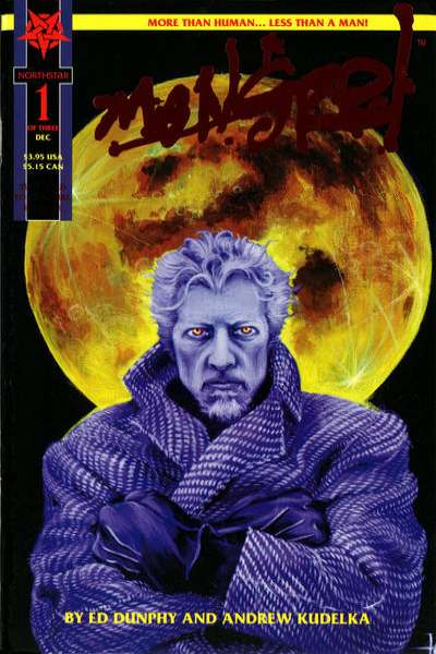 Mongrel #1 comic books for sale