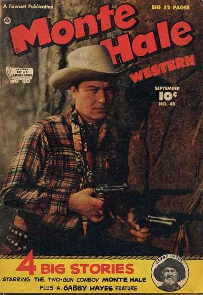 monte hale western movies