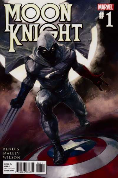 Moon Knight #1 comic books for sale