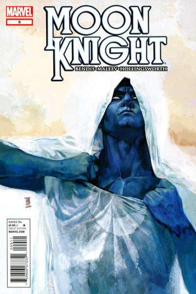 Moon Knight #9 comic books - cover scans photos Moon Knight #9 comic books - covers, picture gallery