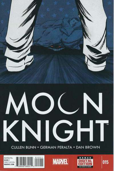 Moon Knight #15 comic books for sale