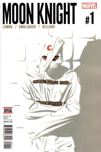 Moon Knight Comic Books. Moon Knight Comics.