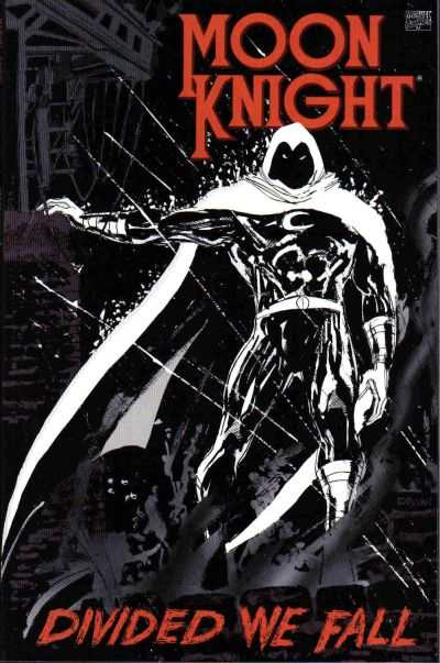 Moon Knight: Divided We Fall #1 comic books - cover scans photos Moon Knight: Divided We Fall #1 comic books - covers, picture gallery