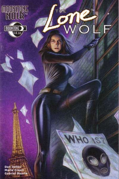 Moonstone Noir: The Lone Wolf comic books