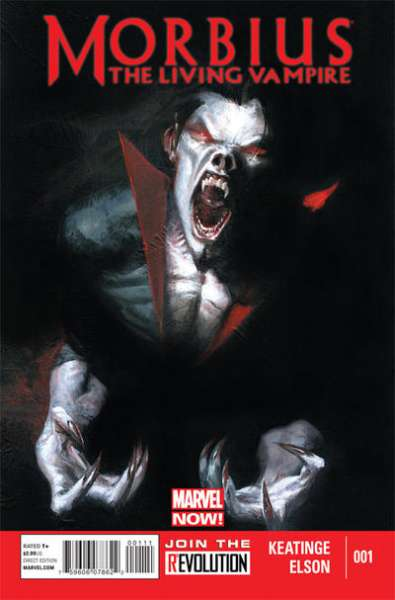 Morbius: The Living Vampire #1 comic books - cover scans photos Morbius: The Living Vampire #1 comic books - covers, picture gallery
