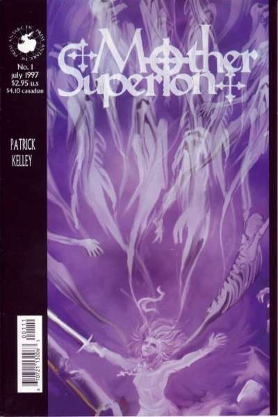 Mother Superion #1 comic books for sale