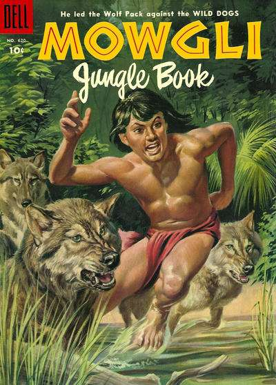 Mowgli Jungle Book #3 comic books - cover scans photos Mowgli Jungle Book #3 comic books - covers, picture gallery