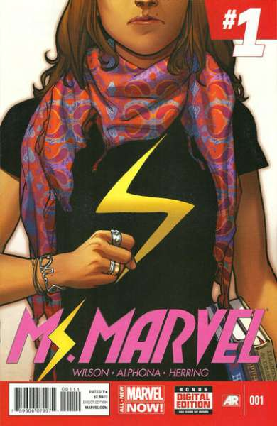 Ms. Marvel #1 Comic Books - Covers, Scans, Photos  in Ms. Marvel Comic Books - Covers, Scans, Gallery