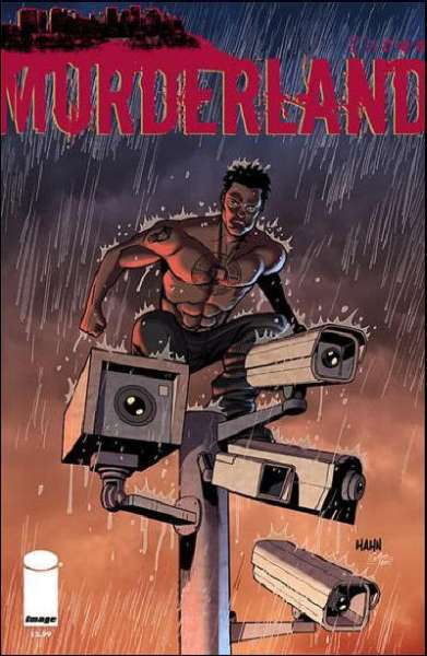 Murderland #3 Comic Books - Covers, Scans, Photos  in Murderland Comic Books - Covers, Scans, Gallery