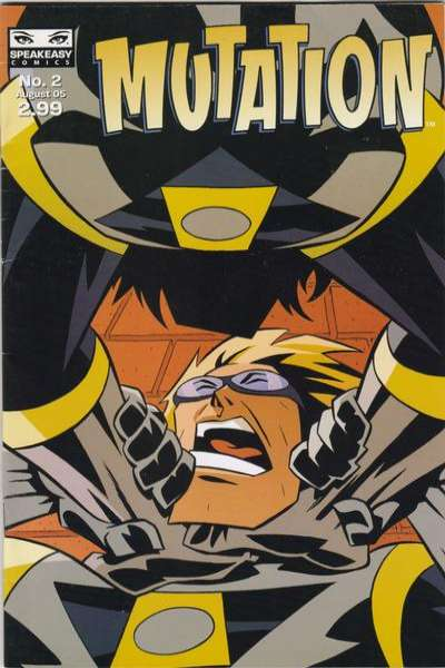 Mutation #2 Comic Books - Covers, Scans, Photos  in Mutation Comic Books - Covers, Scans, Gallery