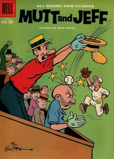 Mutt and Jeff #112 Comic Books - Covers, Scans, Photos  in Mutt and Jeff Comic Books - Covers, Scans, Gallery