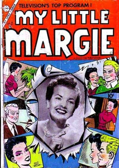 My Little Margie #2 Comic Books - Covers, Scans, Photos  in My Little Margie Comic Books - Covers, Scans, Gallery
