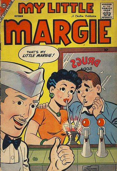 My Little Margie #21 Comic Books - Covers, Scans, Photos  in My Little Margie Comic Books - Covers, Scans, Gallery