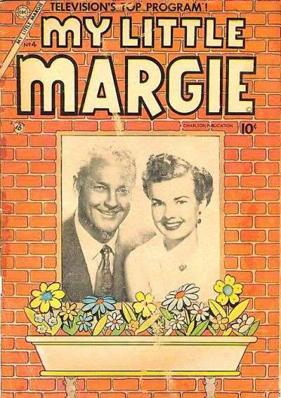 My Little Margie #4 comic books for sale