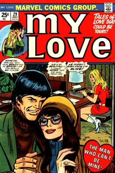 My Love #29 comic books for sale