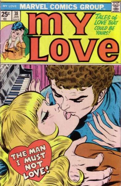 My Love #38 comic books for sale