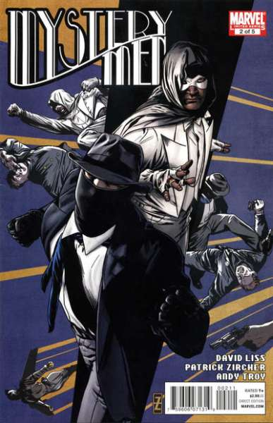 Mystery Men #2 comic books for sale