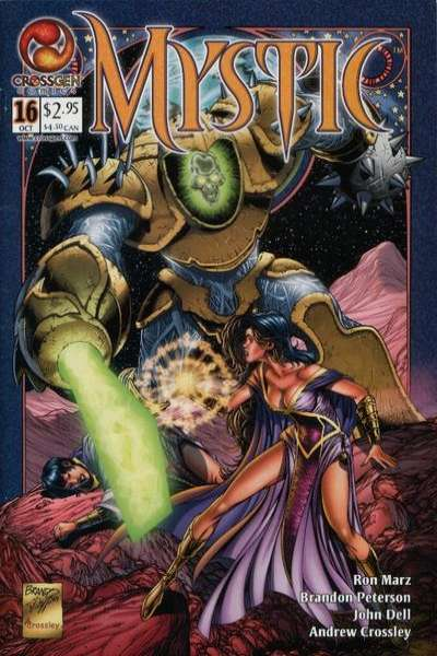 Mystic #16 comic books - cover scans photos Mystic #16 comic books - covers, picture gallery