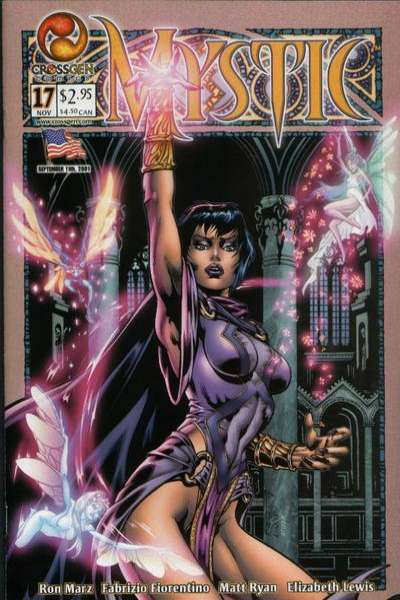 Mystic #17 comic books - cover scans photos Mystic #17 comic books - covers, picture gallery