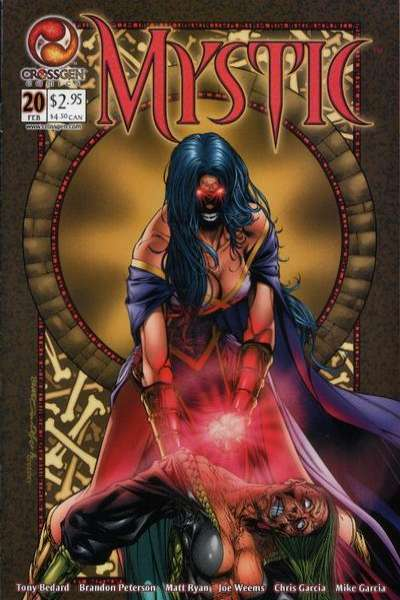 Mystic #20 comic books - cover scans photos Mystic #20 comic books - covers, picture gallery