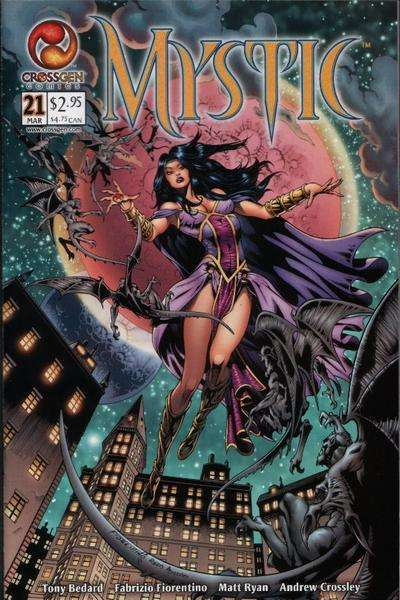 Mystic #21 Comic Books - Covers, Scans, Photos  in Mystic Comic Books - Covers, Scans, Gallery
