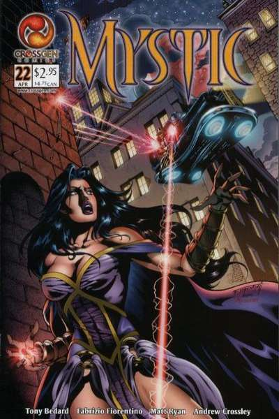 Mystic #22 comic books - cover scans photos Mystic #22 comic books - covers, picture gallery