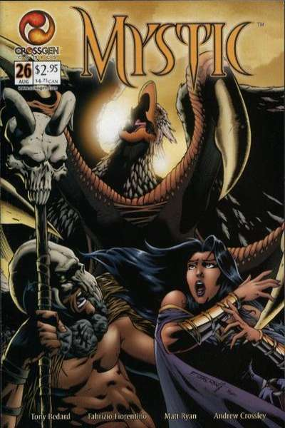 Mystic #26 comic books - cover scans photos Mystic #26 comic books - covers, picture gallery