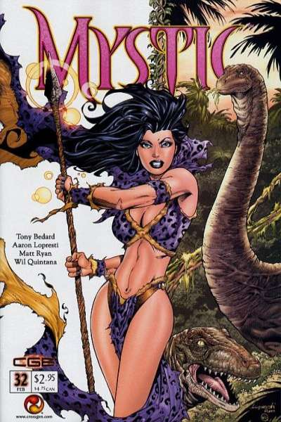 Mystic #32 comic books - cover scans photos Mystic #32 comic books - covers, picture gallery