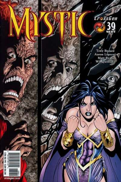 Mystic #39 comic books for sale