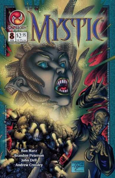 Mystic #8 Comic Books - Covers, Scans, Photos  in Mystic Comic Books - Covers, Scans, Gallery