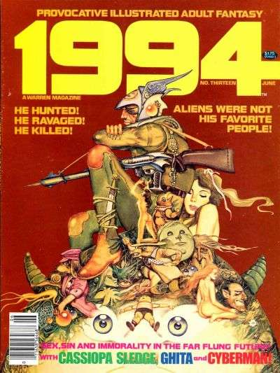 1994 #13 comic books for sale