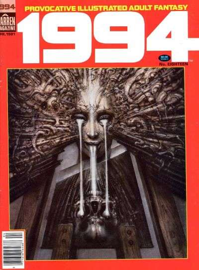 1994 #18 Comic Books - Covers, Scans, Photos  in 1994 Comic Books - Covers, Scans, Gallery