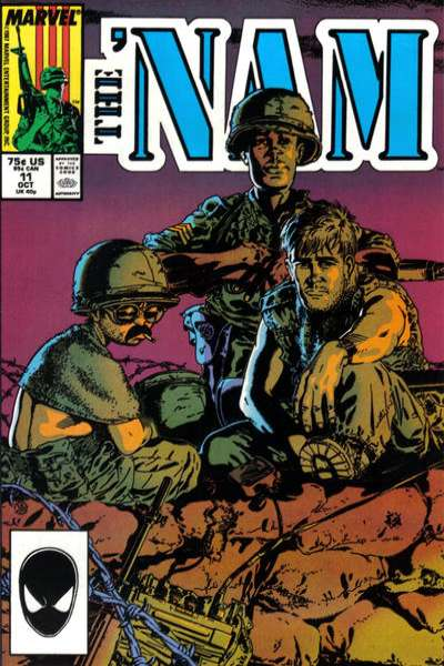 Nam #11 comic books for sale