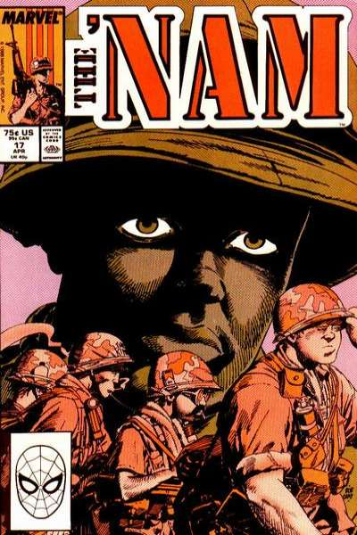 Nam #17 comic books for sale