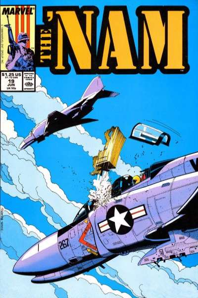 Nam #19 Comic Books - Covers, Scans, Photos  in Nam Comic Books - Covers, Scans, Gallery