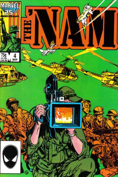 Nam #4 Comic Books - Covers, Scans, Photos  in Nam Comic Books - Covers, Scans, Gallery