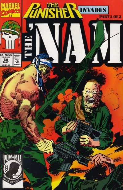 Nam #68 Comic Books - Covers, Scans, Photos  in Nam Comic Books - Covers, Scans, Gallery