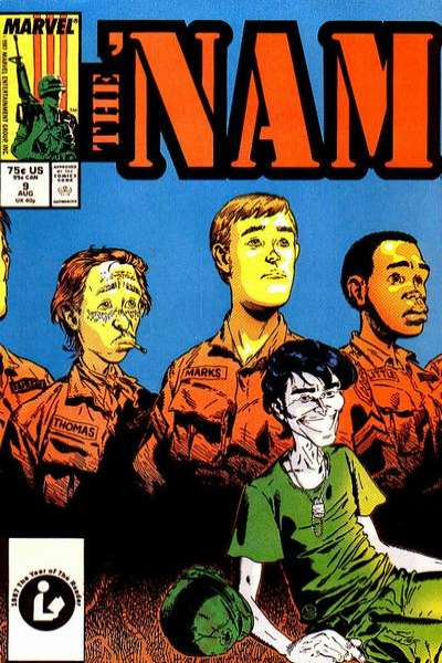 Nam #9 comic books for sale