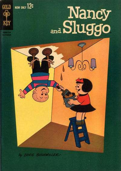 Nancy & Sluggo #188 comic books for sale