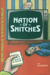 Nation of Snitches #1 comic books for sale