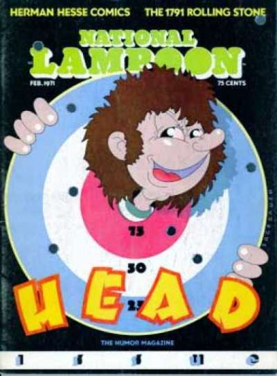 National Lampoon: Volume 1 #11 comic books for sale