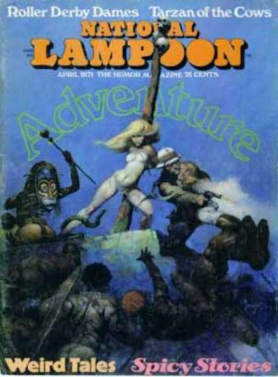 National Lampoon: Volume 1 #13 comic books for sale