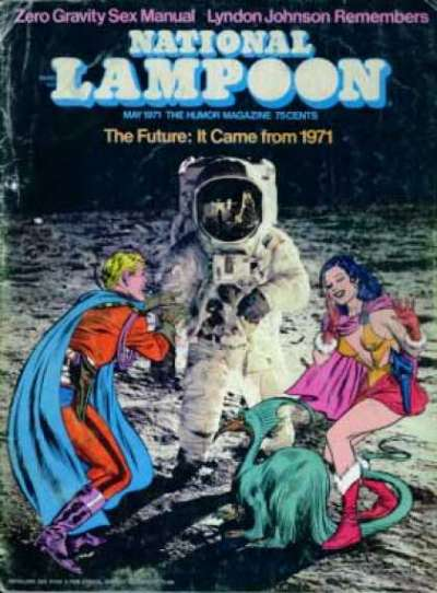 National Lampoon: Volume 1 #14 comic books for sale