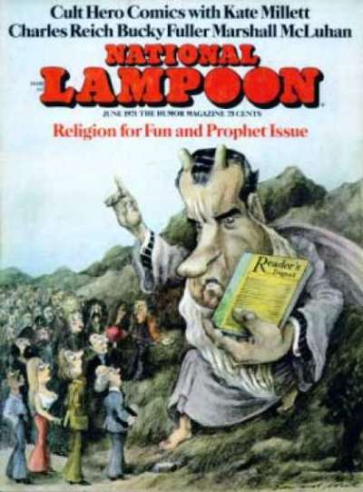 National Lampoon: Volume 1 #15 comic books for sale