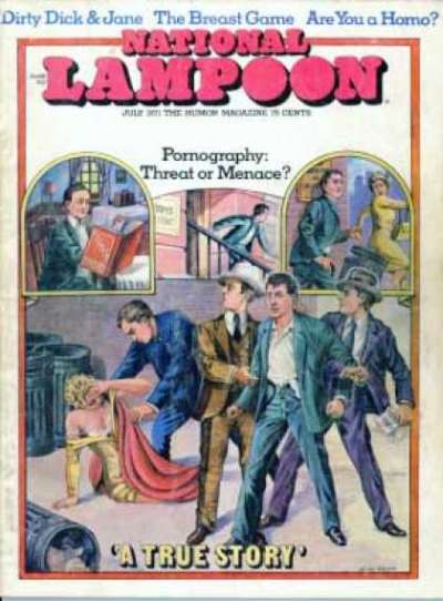 National Lampoon: Volume 1 #16 comic books for sale
